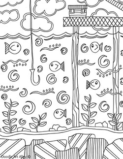 picture - Coloring Pages With Designs