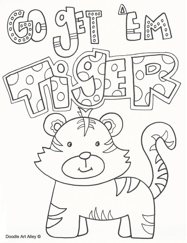 New Job Coloring Pages - Doodle Art Alley