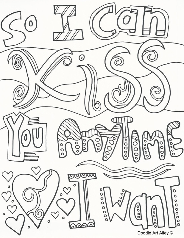 wedding quote - Wedding Coloring Books