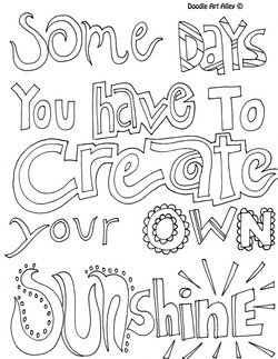 picture - Inspirational Coloring Pages