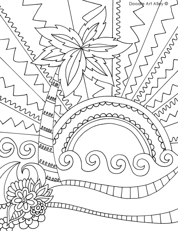 Return To All Coloring Pages